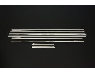 Alfa Romeo 156 10.1997 Mittelkonsole Armaturendekor Cockpit Dekor 12 -Teile