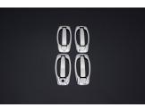 Volkswagen Multivan T5 08.03 - 08.09 Mittelkonsole Armaturendekor Cockpit Dekor 22 -Teile