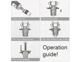 BMW 5 Series E34 01.88 - 09.95 Exkluzívne Samolepící Dekor Palubnej Dosky 22-Dielny