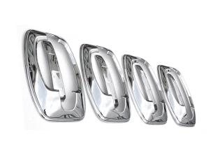 Chevrolet Aveo 03.04 - 01.06 Exkluzívne Samolepící Dekor Palubnej Dosky 29-Dielny