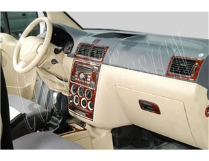 Chevrolet Captiva 01.07 - 01.12 Mittelkonsole Armaturendekor Cockpit Dekor 18 -Teile