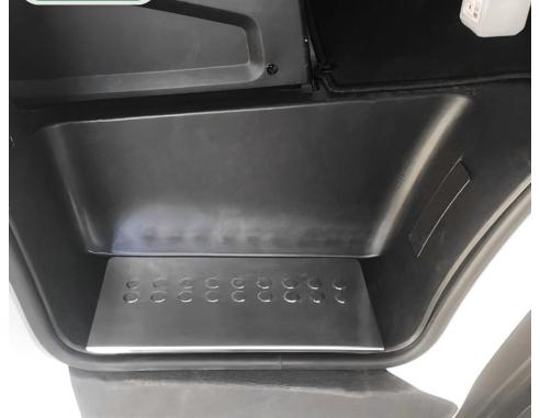 Chevrolet Captiva 01.07 - 01.12 Exkluzívne Samolepící Dekor Palubnej Dosky 18-Dielny