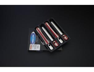 MAN TGA-XXL 01.00 - 12.05 Mittelkonsole Armaturendekor Cockpit Dekor 77 -Teile