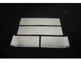 Chevrolet Cruse Manuel 01.2009 Mittelkonsole Armaturendekor Cockpit Dekor 9 -Teile