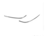 Isuzu Novo Lüx 01.2012 Mittelkonsole Armaturendekor Cockpit Dekor 36 -Teile