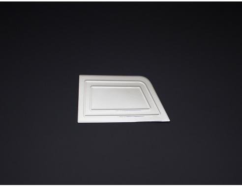 KIA Magentis c 2008-2010 Motorhaube Windabweiser