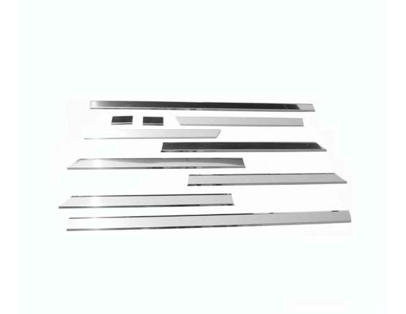 Honda Civic City 01.06 - 09.10 Exkluzívne Samolepící Dekor Palubnej Dosky 7-Dielny