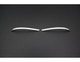 Burstner Ixeo Time 02.2013 Mittelkonsole Armaturendekor Cockpit Dekor 13 -Teile