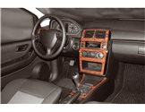 Honda Stream 04.01 - 12.05 Mittelkonsole Armaturendekor Cockpit Dekor 4 -Teile