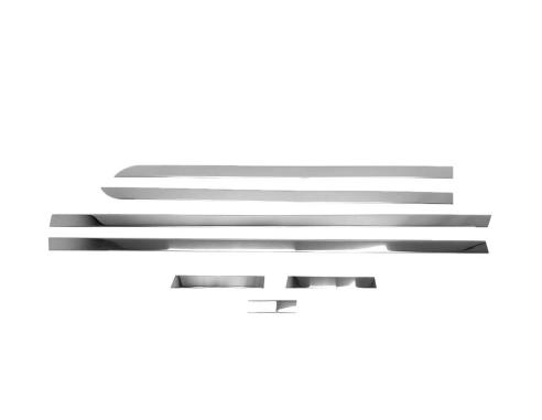 Hyundai Tucson 09.04 - 01.10 Exkluzívne Samolepící Dekor Palubnej Dosky 9-Dielny