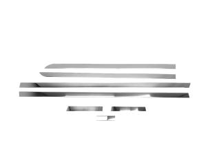 Hyundai Santafe 06.02 - 06.06 Exkluzívne Samolepící Dekor Palubnej Dosky 9-Dielny