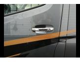 Hyundai Elantra 01.99 - 07.00 Exkluzívne Samolepící Dekor Palubnej Dosky 13-Dielny