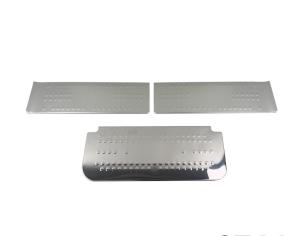 Renault Traffic 01.07 - 12.10 Exkluzívne Samolepící Dekor Palubnej Dosky 17-Dielny