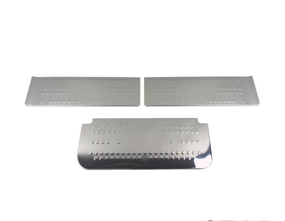 Renault Trafic-Nissan Primastar 01.07 - 12.10 Exkluzívne Samolepící Dekor Palubnej Dosky 17-Dielny