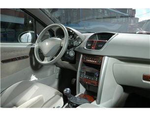 Mazda 323 01.1996 Exkluzívne Samolepící Dekor Palubnej Dosky 8-Dielny
