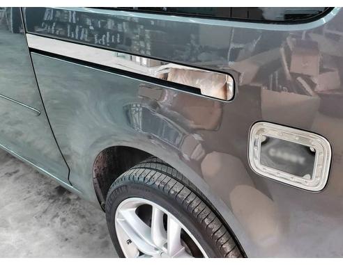 Mazda Mazda 2 02.03 - 12.06 Exkluzívne Samolepící Dekor Palubnej Dosky 4-Dielny