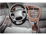 Volkswagen Polo 6N2 10.99 - 08 01 Mittelkonsole Armaturendekor Cockpit Dekor 16 -Teile