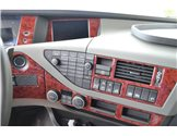 Suzuki Wagon R 10.97 - 09.00 Mittelkonsole Armaturendekor Cockpit Dekor 4 -Teile
