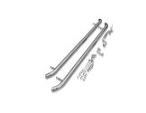 Kia Rio 11.06 - 12.10 Mittelkonsole Armaturendekor Cockpit Dekor 5 -Teile
