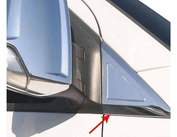 MAN TGX TGS 07.2007 3M 3D Decor de carlinga su interior del coche22-Partes