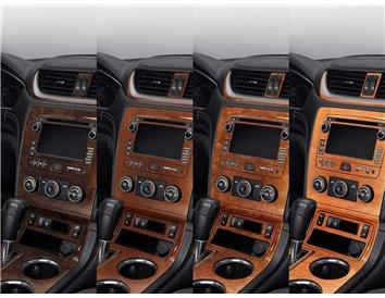 MERCEDES BUSES 1526 Mercedes Travego 01.2011 3M Belső optikai tipusspecifikus műszerfal dekor 47-Dlg €113.49